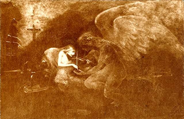 1895 Искупление (1895), позже называлась «Умирающий мальчик» (1902) (640x412, 47Kb)