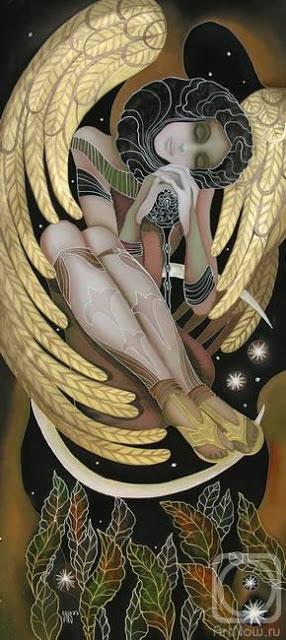 Габриэль. Ангел спрятался. (286x640, 63Kb)