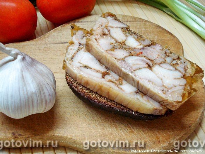 Террин из курицы — красивый, удивительно вкусный, необыкновенно ароматный