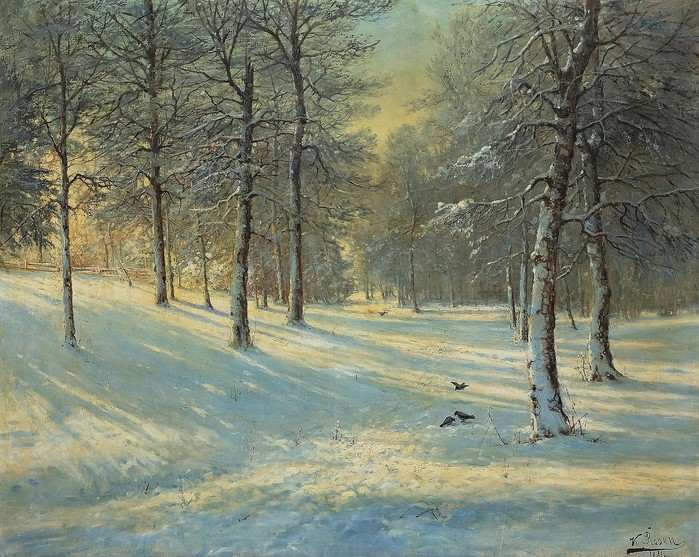 0_19a459_46c8cc60_XXXLрозен снежный лес (700x557, 159Kb)