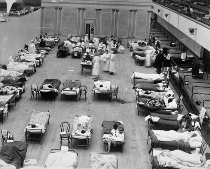 Испанка: история самой страшной эпидемии XX века