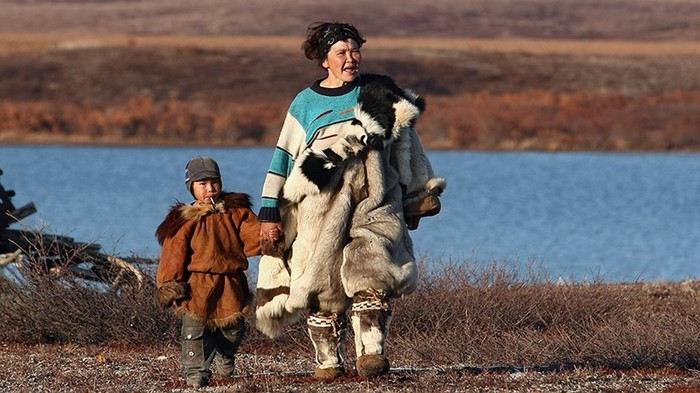 Как чукчи ассимилировали эскимосов