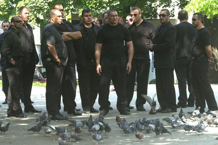 Фото черного люберецкого авторитета