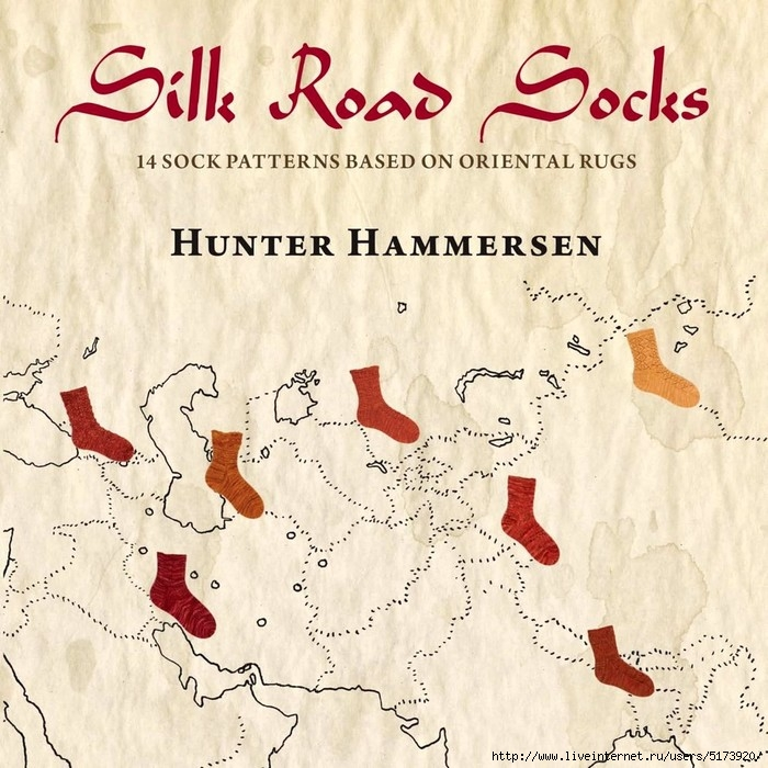 Hammersen Hunter - Silk Road Socks - 2011-01 (700x700, 308Kb)