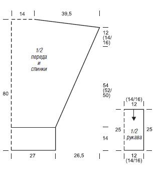 6226115_svobodnoeplatekolenapletenymuzoromschemevyazaniespicamidlyazhenshchinplatyasarafanydlya_1 (319x358, 16Kb)