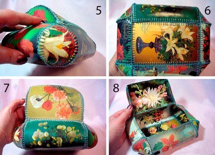 Как сделать красивые коробочки из открыток, картинки картинки мой
