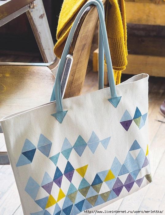 73ecbc623abd выкройка сумки - Самое интересное в блогах