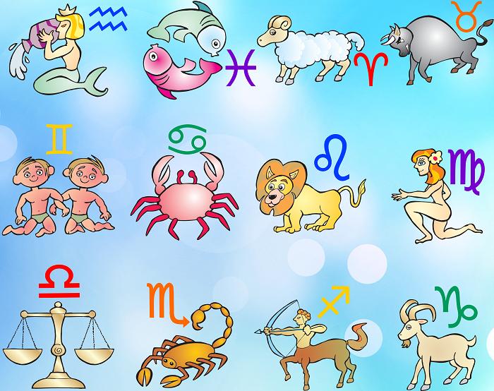 Смешные картинки знаков гороскопа