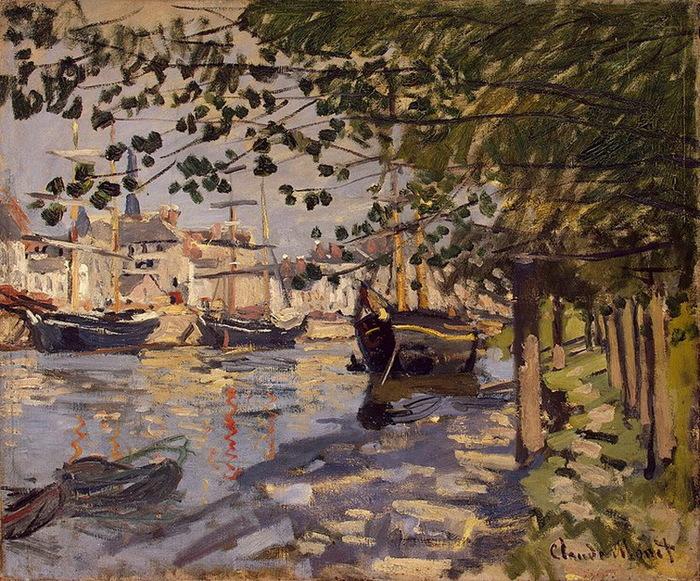 1872 Seine-at-Rouen (с.135) (700x581, 237Kb)
