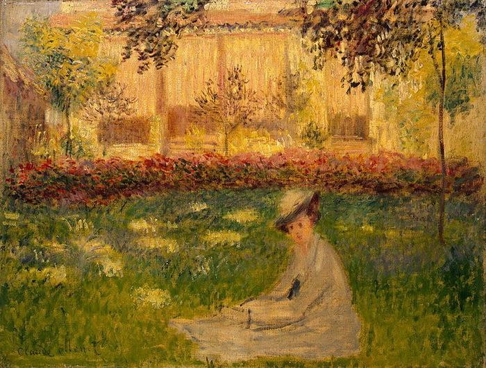 1876 Woman-in-a-Garden (с.147) (700x531, 219Kb)