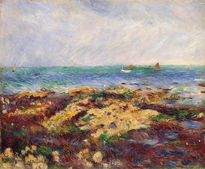 1883 Low-Tide-at-Yport (с.100-103) (700x580, 208Kb)