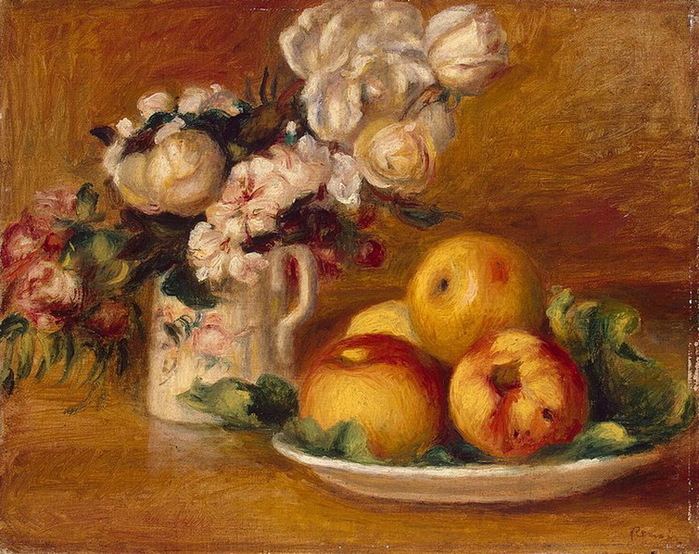 1895-1896 Apples-and-Flowers (с.121) (700x554, 188Kb)