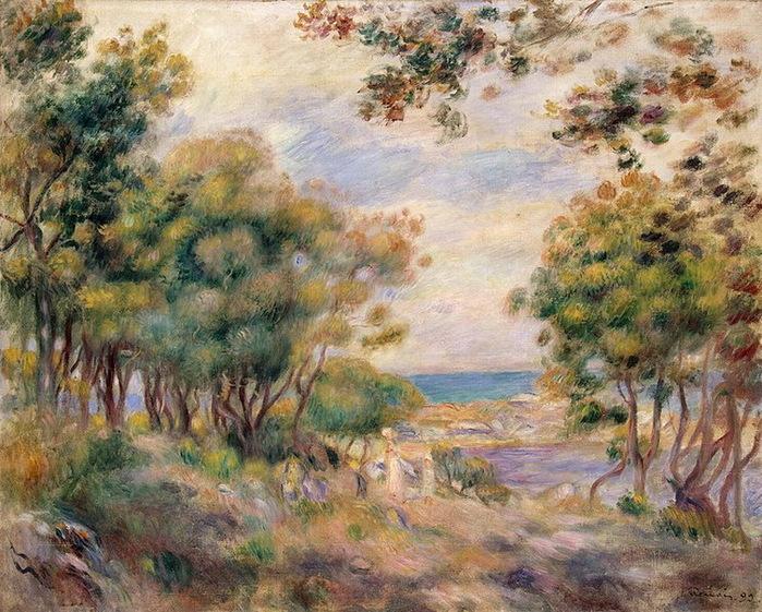 1899 Landscape-at-Beaulieu (с.127) (700x561, 201Kb)