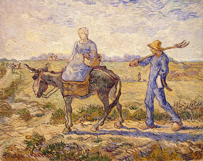 1890 Morning-Going-out-to-Work (с.243) (700x558, 246Kb)