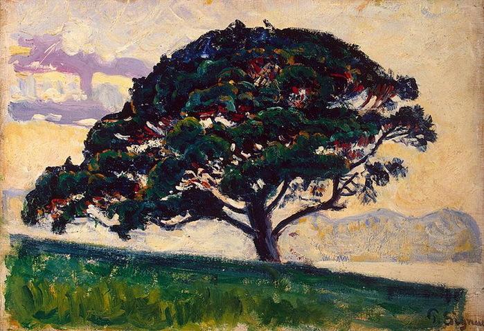 1892-1893 Large-Pine-Saint-Tropez (с.215) (700x478, 182Kb)