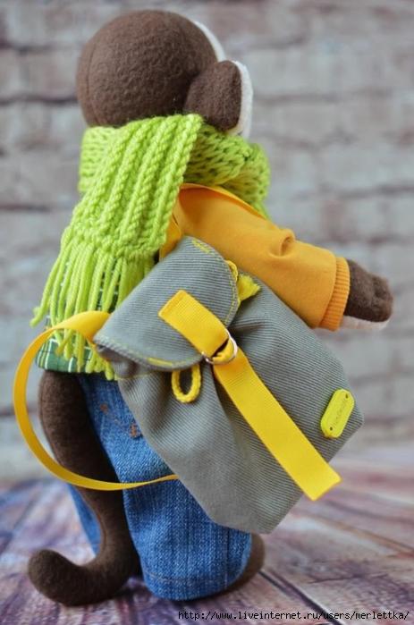 41e9f4598c84 как сшить рюкзак - Самое интересное в блогах