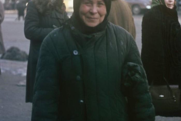 Счастливые люди в СССР на снимках американского шпиона