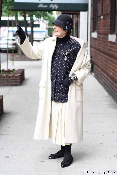 c322863c7 Уличная мода. Взрослые дамы.Весна. Обсуждение на LiveInternet - Российский  Сервис Онлайн-Дневников