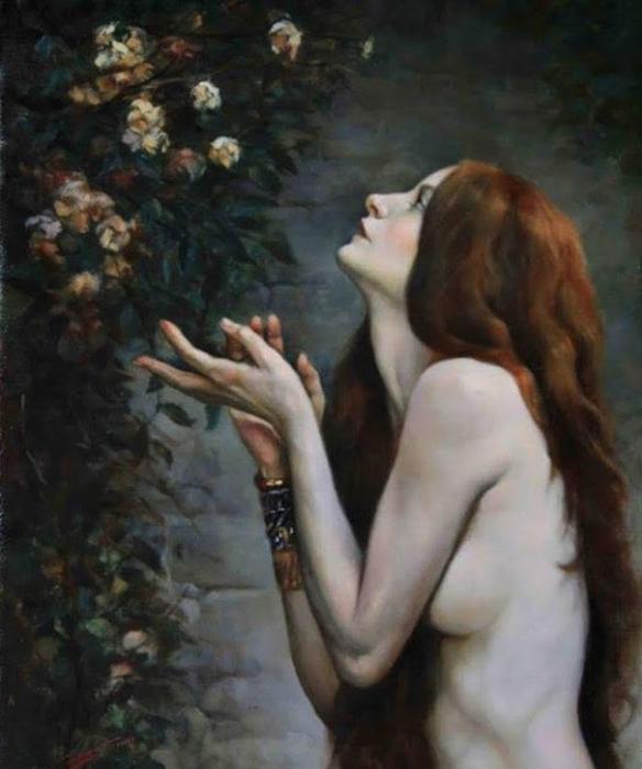 Lovely Eve (584x700, 311Kb)