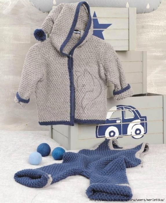 вязаная одежда для младенцев самое интересное в блогах
