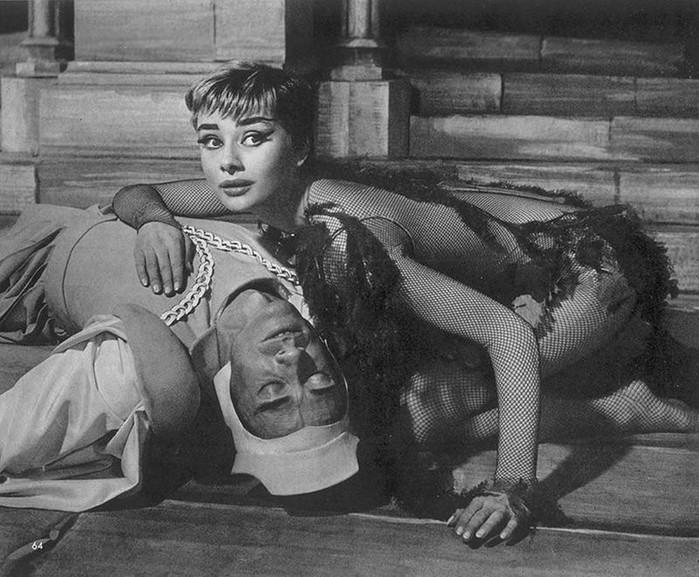 Все самые лучшие фотографии Одри Хепбёрн