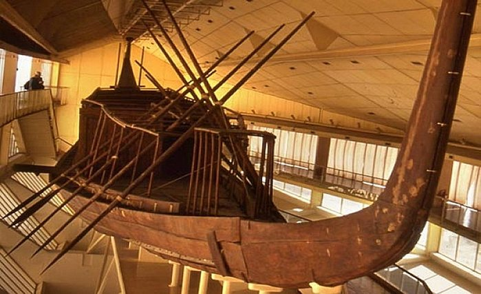 The Khufu ship (700x427, 75Kb)