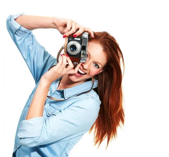 начало работы фотографом отобрал лучшие