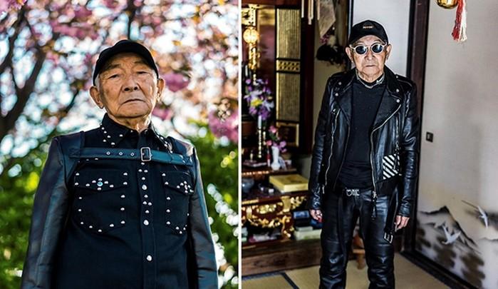 Как провинциальный японский дедушка стал супермоделью