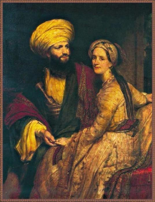 Притчи пророка Мухаммеда