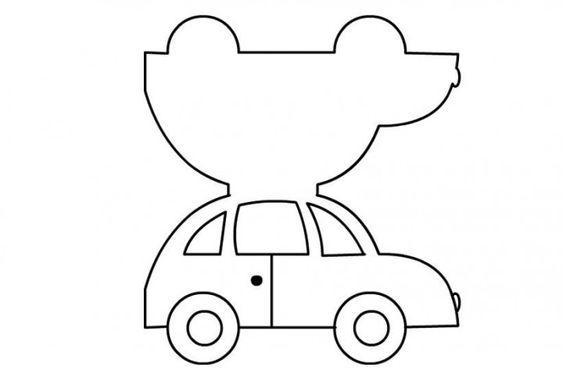 Открытки для малышей машины