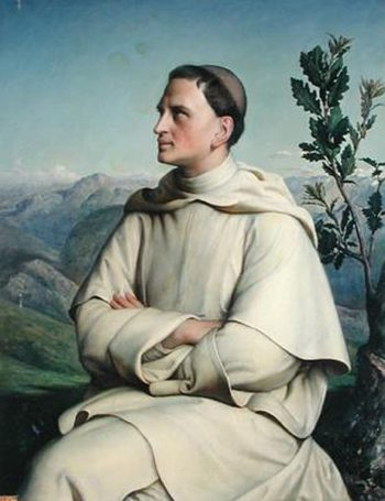 Henri-Lacordaire-at-Sorreze-Anne-Francois-Louis-Janmot-oil-painting-1-350x455 (350x455, 28Kb)