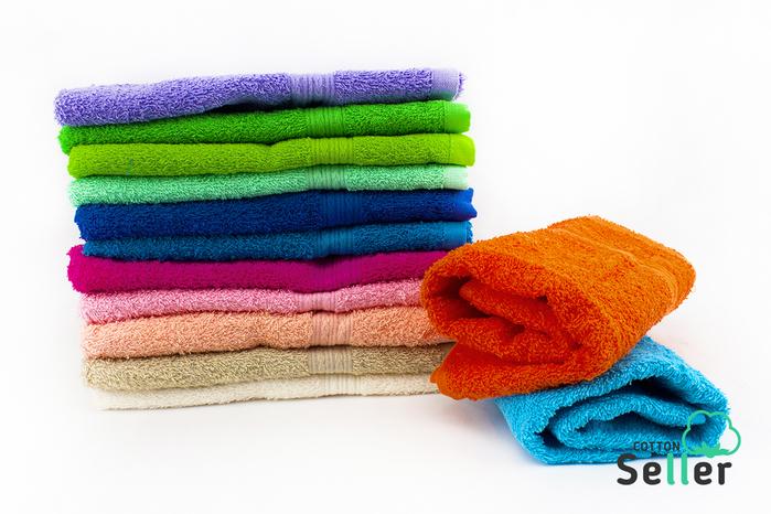 Махровые полотенце