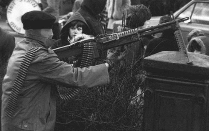 Операция КГБ «Всплеск»: зачем СССР поставлял оружие ирландским террористам