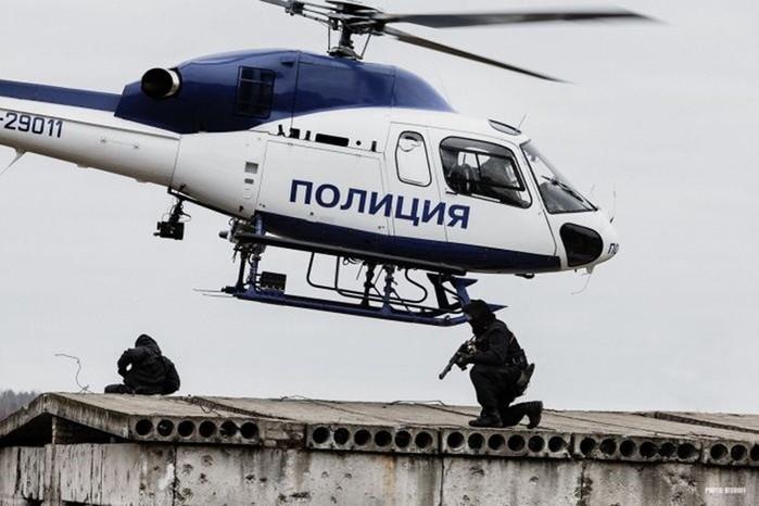 Фотографии российского спецназа