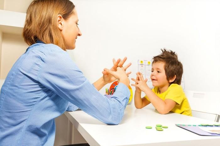 Специфика умственной отсталости у детей