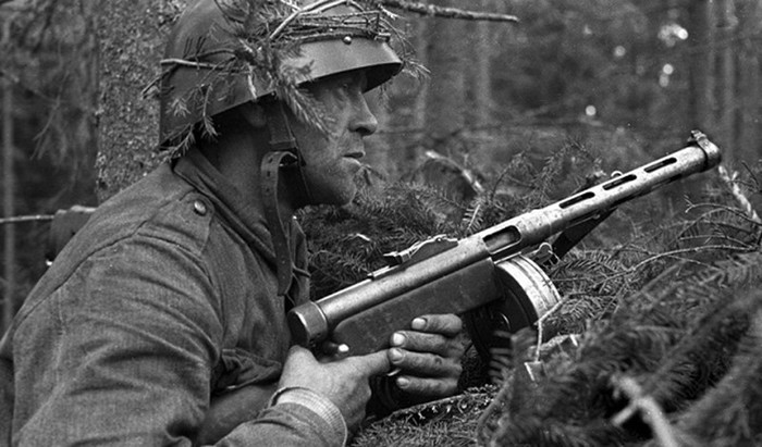 Какой лучший автомат Второй мировой войны?