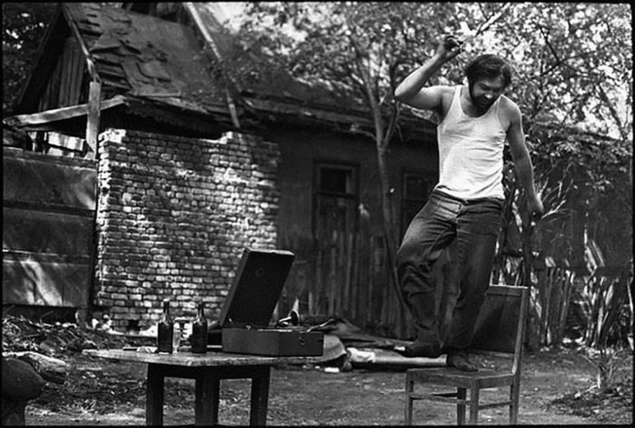 Фотоподборка об «обратной стороне» советской жизни