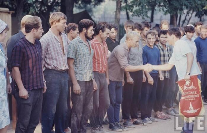 Советская молодежь 1960 х глазами американского фотографа
