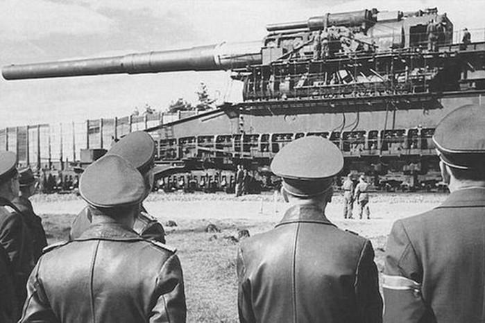 Какое оружие было самым бесполезным во время войны
