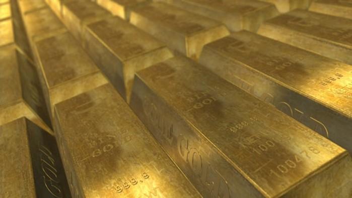 Какое количество золота есть у России сейчас?