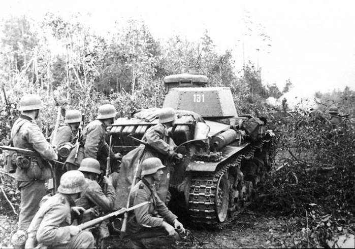 Самые невезучие войска Гитлера: 6-я танковая дивизия вермахта