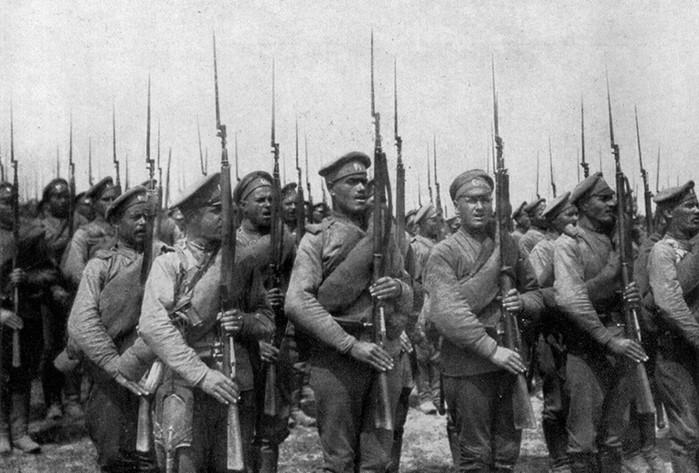Почему русский штык — самое страшное холодное оружие?