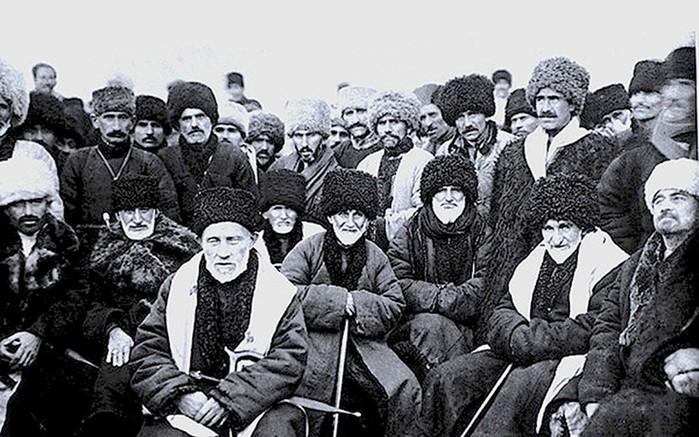 Какие народы были предками чеченцев?