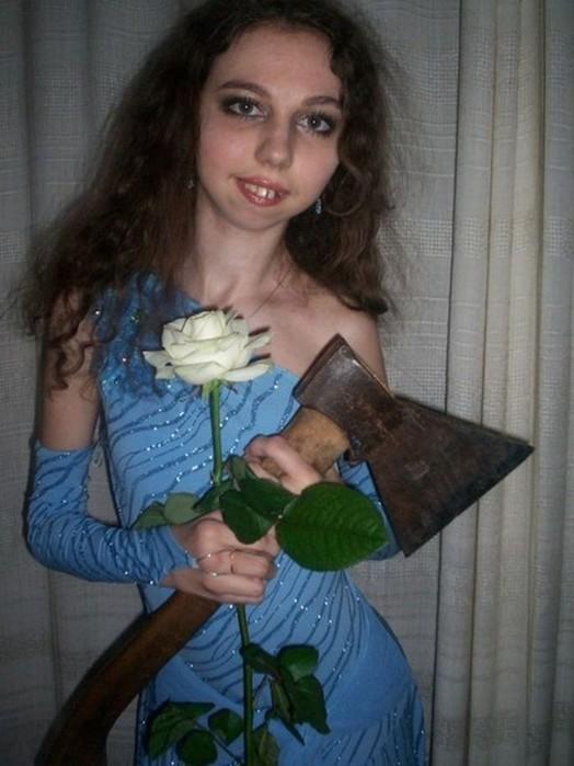 Фотографии«гламурных принцесс» изсоцсетей