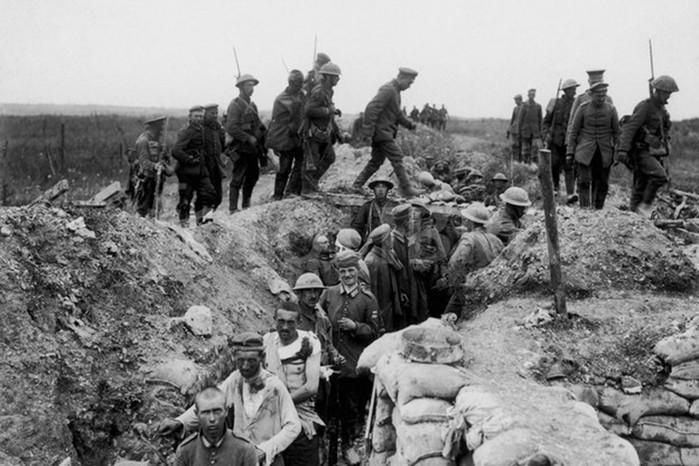Самые известные фейки пропаганды Первой мировой войны