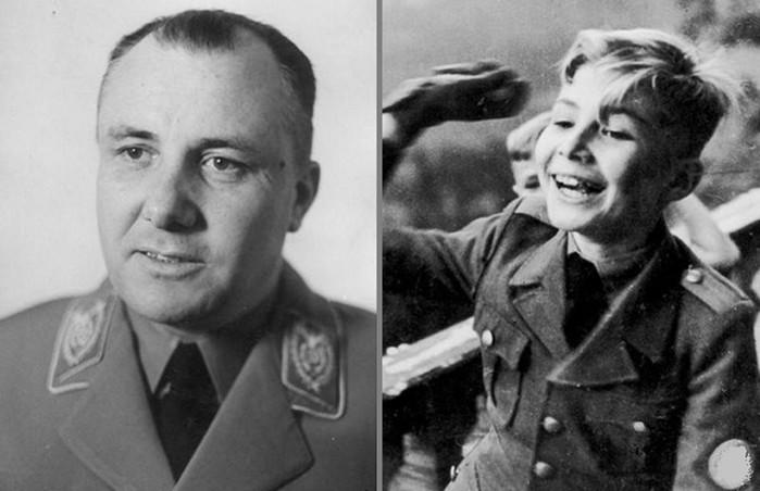 Что случилось с сыном нациста Бормана после войны
