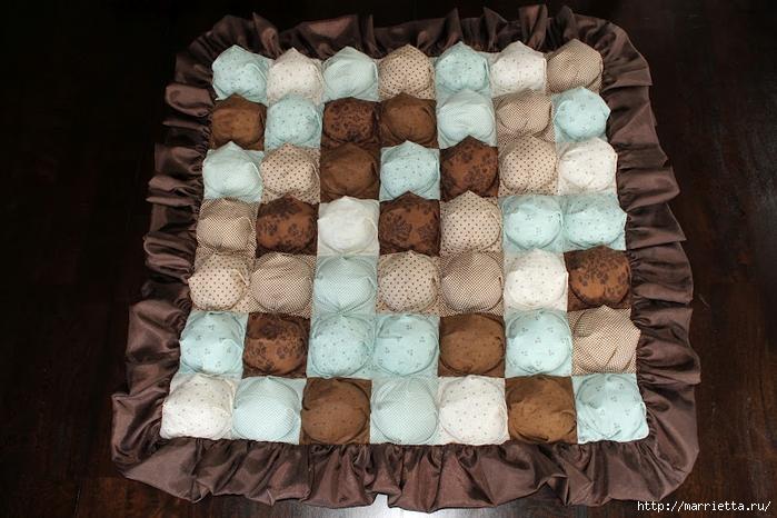 Шьем бисквитное детское одеялко с пузырьками. Фото мастер-класс (1) (700x466, 278Kb)