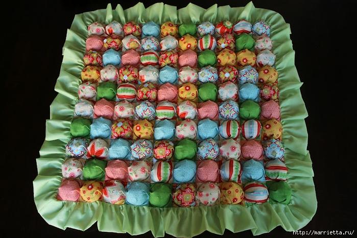 Шьем бисквитное детское одеялко с пузырьками. Фото мастер-класс (3) (700x466, 288Kb)