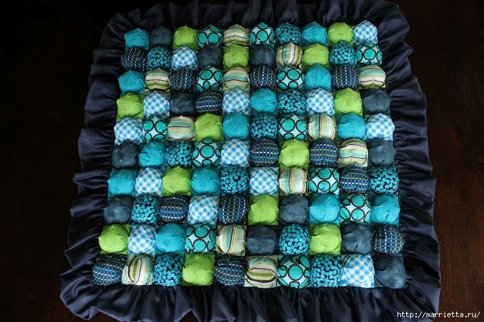 Шьем бисквитное детское одеялко с пузырьками. Фото мастер-класс (5) (700x466, 310Kb)
