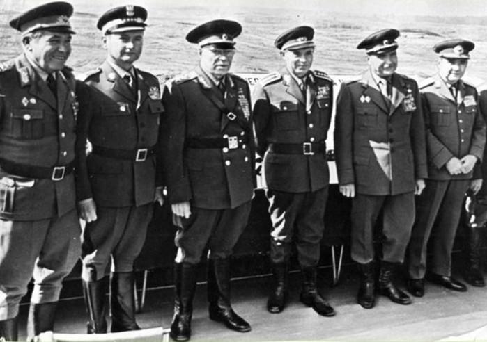 Как агенты ЦРУ ликвидировали министров обороны Варшавского договора